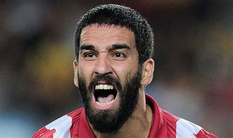 Arsenal and Liverpool chase Atletico Madrid s Arda Turan ...
