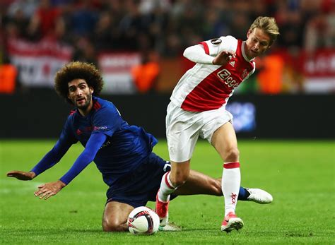 Arsenal and Manchester City make contact with Ajax starlet ...