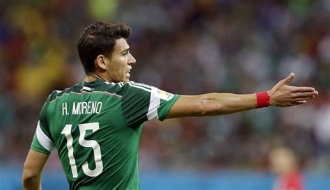 Arsenal Interested in Hector Moreno   Read Arsenal