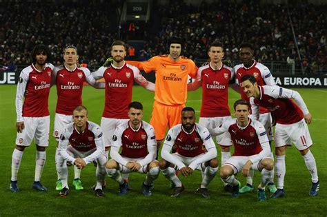 Arsenal name 2018/19 UEFA Europa League squad [Full list ...