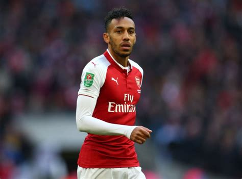 Arsenal news: Aubameyang reveals Arsenal was only transfer ...