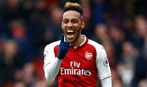 Arsenal news: Pierre Emerick Aubameyang s incredible ...