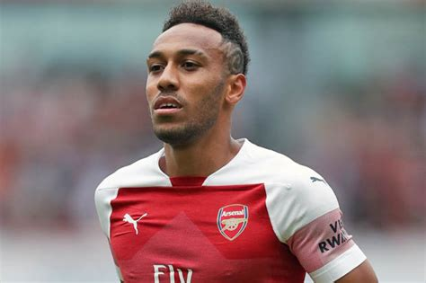 Arsenal news: Pierre Emerick Aubameyang speaks out after ...