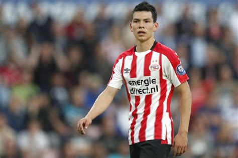 Arsenal News: PSV ace Hirving Lozano targeted to replace ...