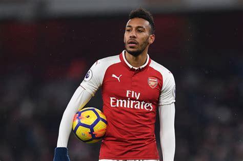Arsenal star Pierre Emerick Aubameyang 'really frustrated ...