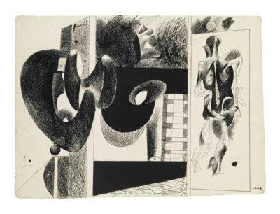 Arshile Gorky  1904 1948  , Sans titre  étude pour ...