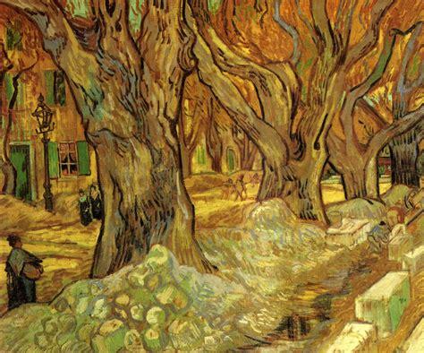 ART & ARTISTS: Vincent van Gogh   Trees part 2