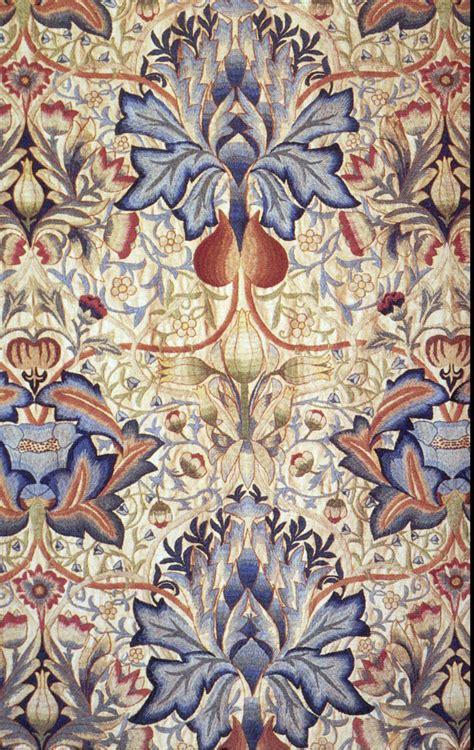 ART & ARTISTS: William Morris wallpaper & textiles