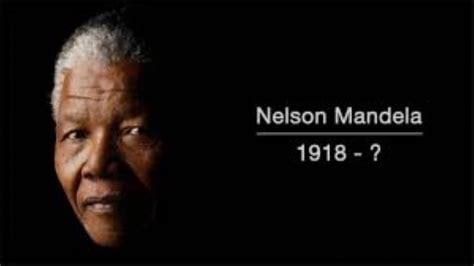 Art Bell remembers Mandela dying in prison   YouTube
