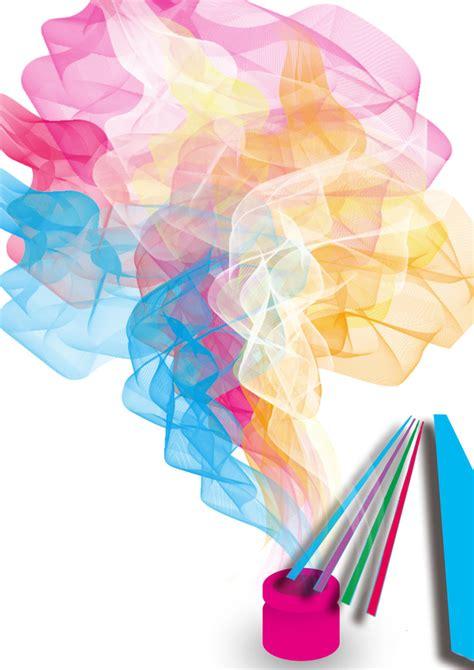 Art Design Pattern Wallpaper Drawing Color Backdrop ...