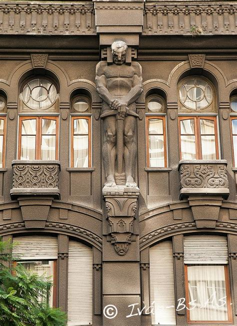 Art Nouveau Architecture Is On Display In Buenos Aires ...