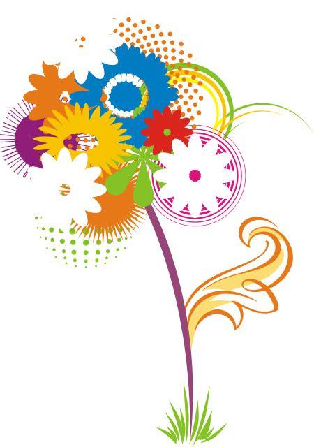 Arte Color: Diseños de Flores  Background Floral