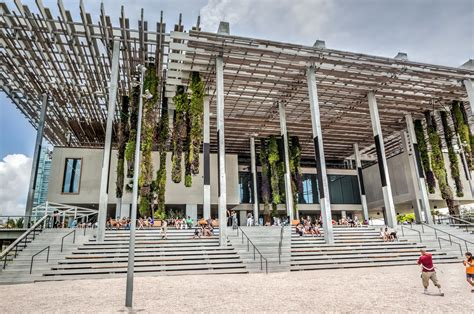 Arte contemporânea em Miami – Pérez Art Museum   Art Et Decor
