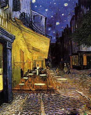 ARTE  La noche estrellada por Vincent Van Gogh   La Musa ...