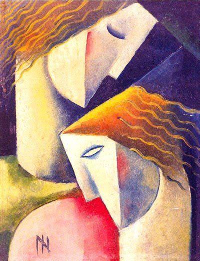 ARTE MODERNA: Ismael Nery