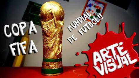 ARTE VISUAL   COPA MUNDIAL DE FUTBOL FIFA   YouTube