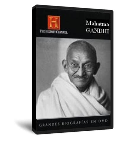 Artelandia: Gandhi documental de History channel en español