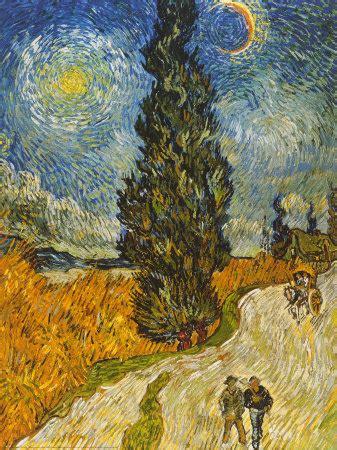 Artes do A Uwe: Obras de Vincent Van Gogh