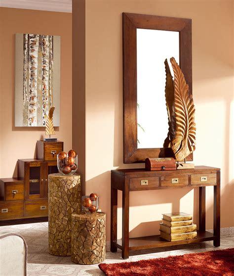 Artesania y Decoración | Blog Muebles recibidor colonial ...