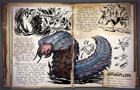 Arthropluera | ARK: Survival Evolved Wiki | FANDOM powered ...