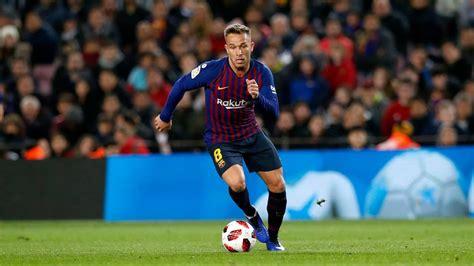 Arthur 8 FC Barcelona Goals and Skills 2019   YouTube