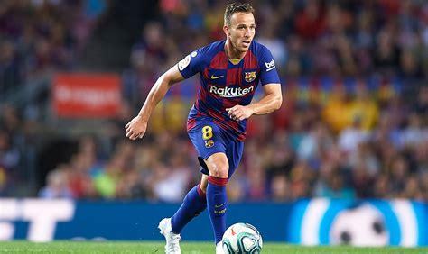 Arthur:  Entiendo la preocupación del Barça, pero para mí...