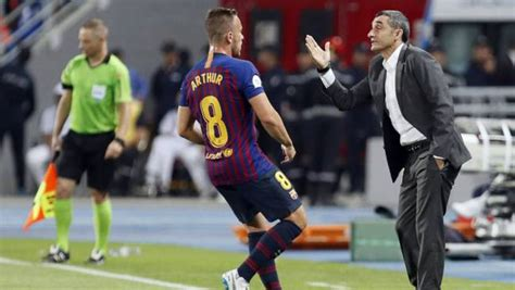 Arthur flattered by Messi praise:  I won t let it go to my ...