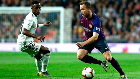 Arthur fue el motor del Barça y su presencia le cambió la ...