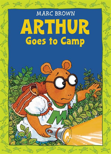 Arthur Goes to Camp   Hachette Book Group