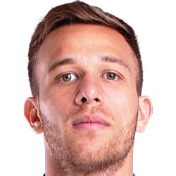 Arthur in Football Manager 2018