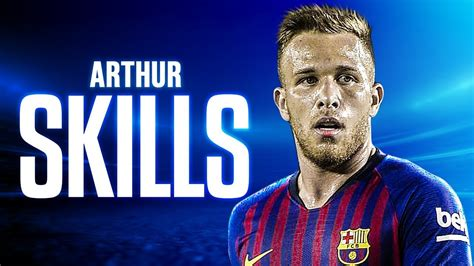 Arthur Melo 2018/19   The Start Skills Show FC Barcelona ...
