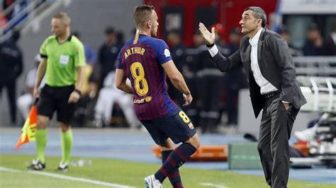 Arthur Melo para acomodar el sistema | Futbolprimera
