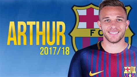Arthur Melo Skills & Goals Welcome to F.C Barcelona 2019 ...