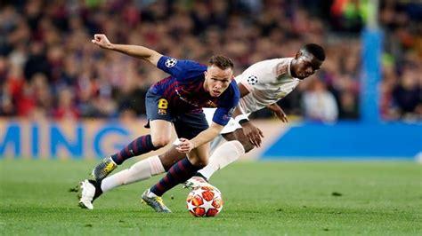 Arthur Melo Vs Manchester United 2019 HD   YouTube