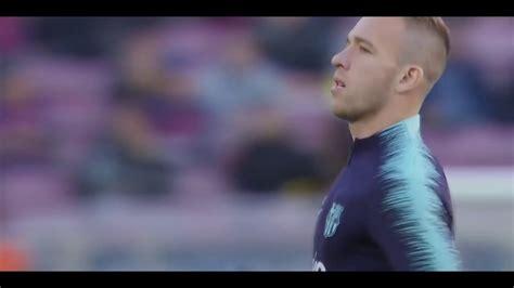 Arthur Melo vs Real Madrid la liga 2018   YouTube