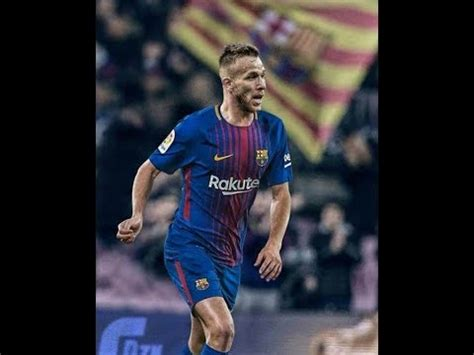 Arthur Melo Welcome To Fc Barcelona 2018 Skills, Assists ...