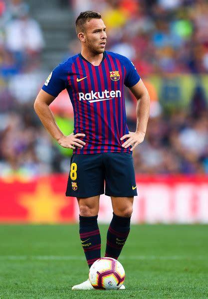 Arthur Photos Photos   FC Barcelona v Boca Juniors   Joan ...