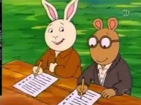 Arthur Season 3 Episode 8 1 Popular Girls   YouTube