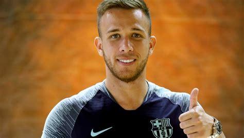 """Arthur: """"Mi sueño es jugar con Messi"""" en el FC Barcelona"""