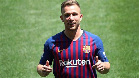 """Arthur: """"Quiero hacer historia en el Barça"""""""