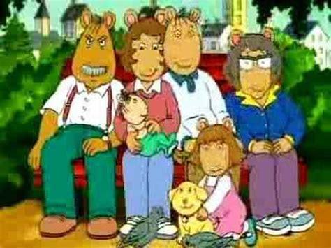 Arthur Theme Tune   YouTube