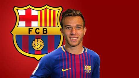 Arthur Welcome to Barcelona 2018 Skills, Passes ...