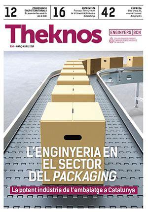 Article   Revista Theknos   Col·legi d'enginyers de Barcelona