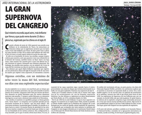 Articulos de Divulgación Científica | trabajo de lengua