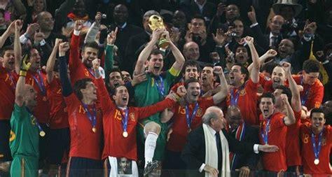Artículos Hispagenda » La Selección Española de Fútbol ...
