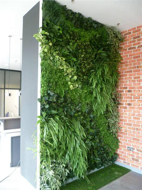 Artificial Green Walls   Interior Landscaping   Office ...