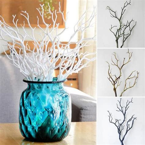 Artificial tree branch Decorative dried coral branches ...