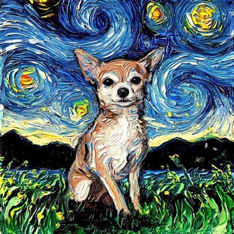 Artist s Painting Gets Mistaken For A Van Gogh, So She ...