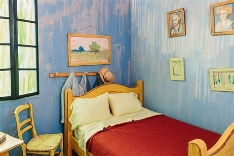 Artists Recreate Van Gogh s Iconic Bedroom And Put It For ...