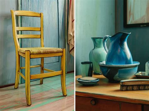 Artists Recreate Van Gogh's Iconic Bedroom And Put It For ...